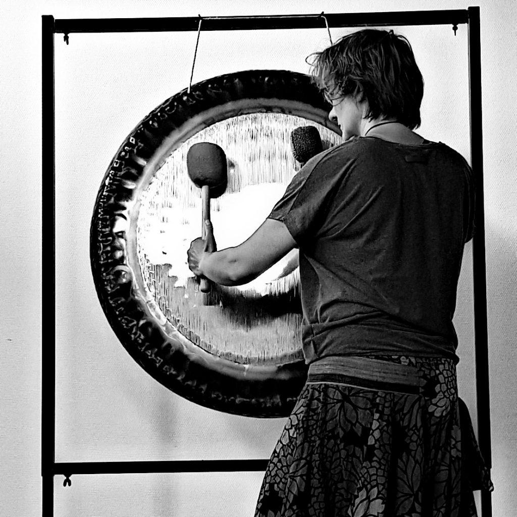 Klankontspanning met gong